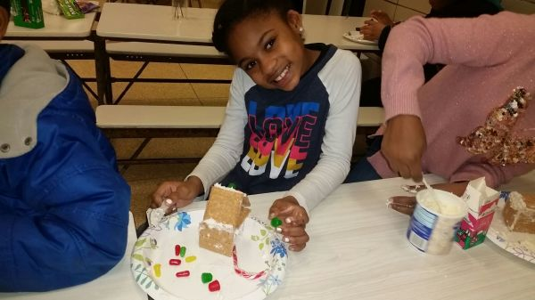 Tasty Tuesday Gingerbread Houses